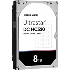 8TB Western Digital Ultrastar DC HC320 (SATA) HUS728T8TALE6L4